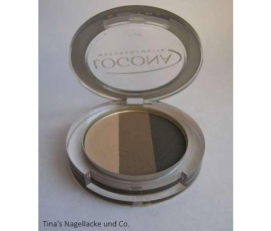 <strong>LOGONA</strong> Eyeshadow Trio - Farbe: 02 Coffee