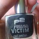 p2 color victim nail polish, Farbe: 500 eternal