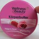 Wellness & Beauty Körperbutter Feige & Rose