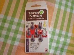 Produktbild zu Terra Naturi Naturkosmetik Gesichtspflegekapseln Granatapfel & Arganöl