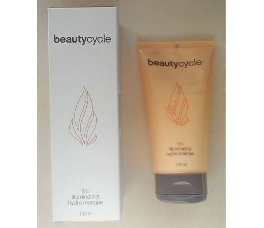 <strong>beautycycle fire</strong> illuminating hydro-masque