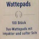 Lacura Body Duo-Wattepads (100 Stück)