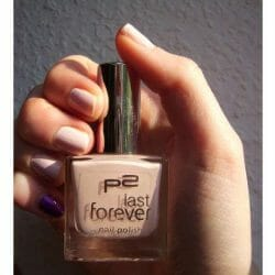 Produktbild zu p2 cosmetics last forever nail polish – Farbe: 130 lovely moment