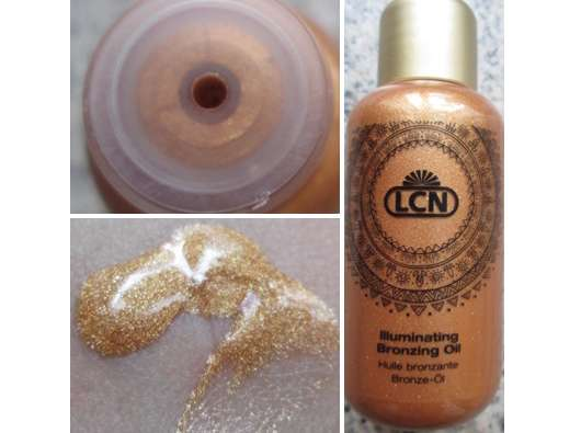 <strong>LCN</strong> Illuminating Bronzing Oil (LE)