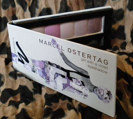 Manhattan Marcel Ostertag Eyeshadow, Farbe: 4 girl with a violet (LE)