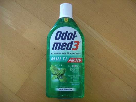 <strong>Odol-med 3</strong> Antibakterielle Mundspülung Multi Aktiv
