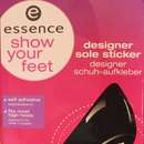 essence show your feet designer sole sticker – 02 pink is beautiful (LE)