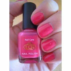 Produktbild zu LCN Nail Polish – Farbe: pink pepper (LE)