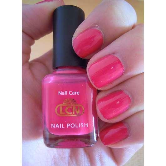 LCN Nail Polish, Farbe: pink pepper (shades of desert LE)