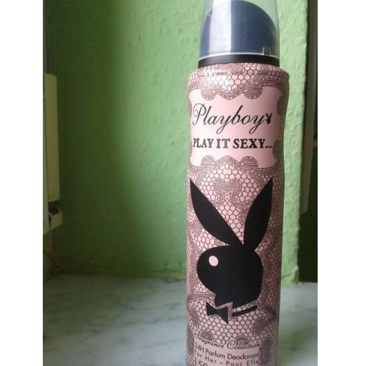 <strong>Playboy</strong> Play It Sexy... Parfum Deodorant