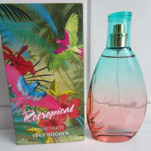 Yves Rocher Retropical Eau de Toilette (LE)