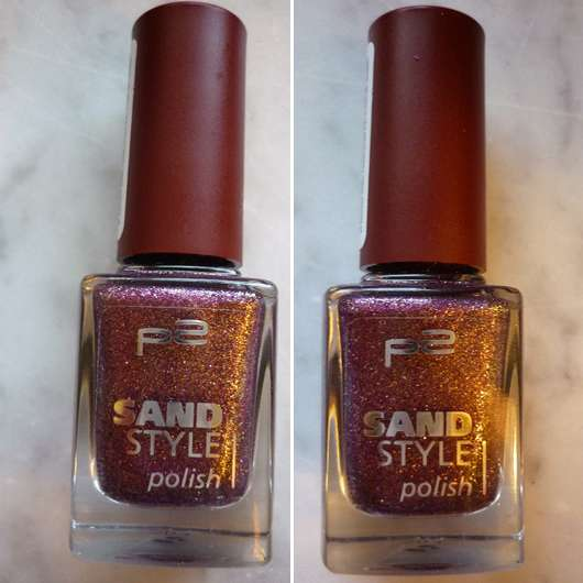 p2 sand style polish, Farbe: 030 seductive