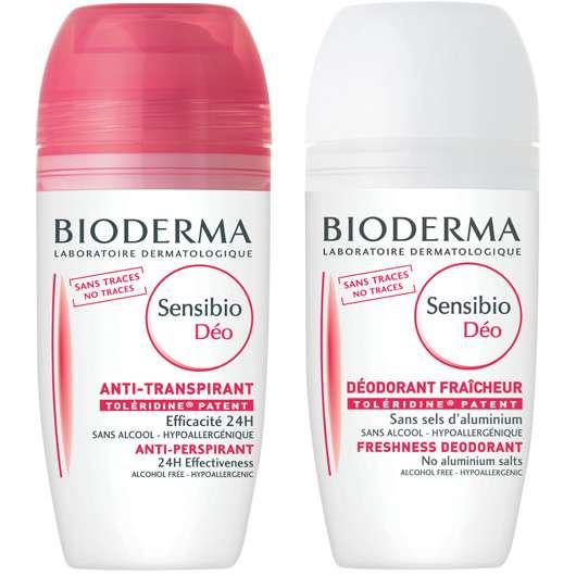 BIODERMA Sensibio Deo Fraîcheur und Sensibio Anti-Transpirant