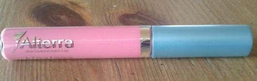 Alterra Lipgloss, Farbe: Soft Red 13