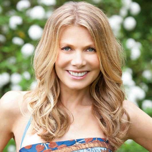 Ursula Karven ist die neue LOGONA-Markenbotschafterin
