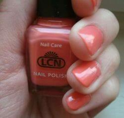 Produktbild zu LCN Nail Polish – Farbe: vintage rose (LE)