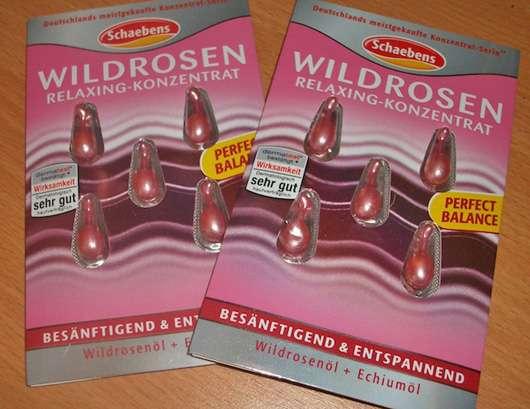 Schaebens Wildrosen Relaxing-Konzentrat