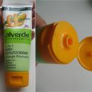 alverde 3in1 Fußschutzcreme Orange Rosmarin