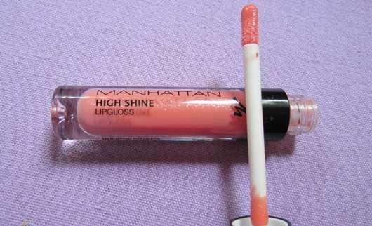 Manhattan High Shine Lipgloss, Farbe: 35T