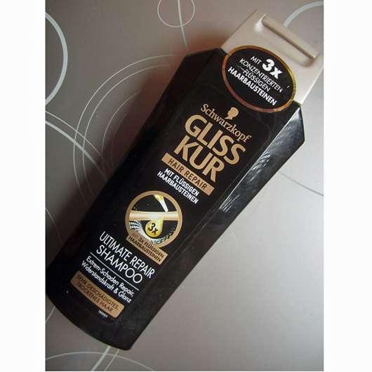 Schwarzkopf Gliss Kur Hair Repair Ultimate Repair Shampoo