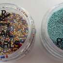 Rival de Loop Young Nail Pearls, Farbe: 04 candy & 03 turqouise (LE)