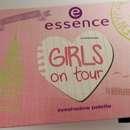 essence girls on tour eyeshadow palette, Farbe: 01 style, set, go! (LE)