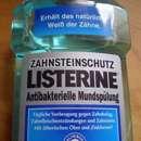 Listerine Zahnsteinschutz Antibakterielle Mundspülung