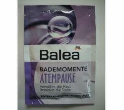 "Produktbild zu Balea Bademomente ""Atempause"""