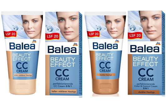 Balea Beauty Effect CC Cream