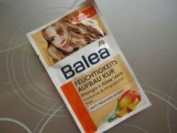 Produktbild zu Balea Feuchtigkeits-Aufbau-Kur Mango + Aloe Vera