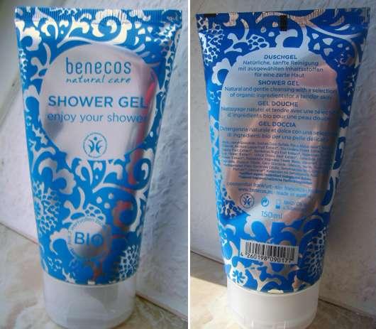 <strong>benecos</strong> Shower Gel Enjoy Your Shower