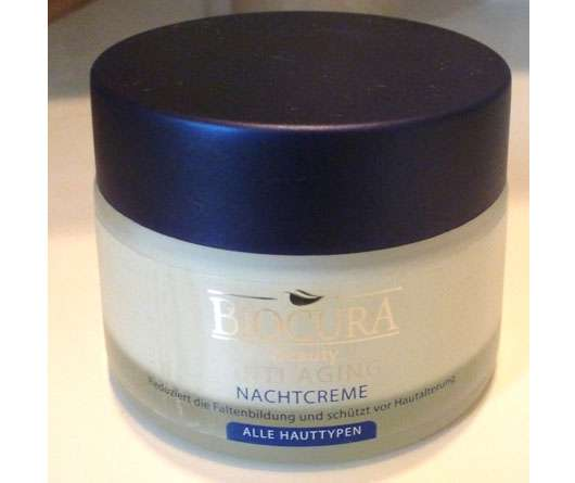 <strong>Biocura Beauty</strong> Anti-Aging Nachtcreme