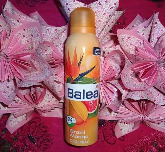 Balea Brazil Mango Deospray (Limited Edition)