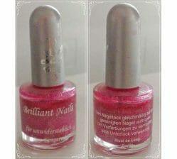 Produktbild zu Rival de Loop Young Brilliant Nails – Farbe: 15 red spirit