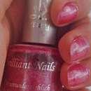 Rival de Loop Young Brilliant Nails, Farbe: 15 red spirit