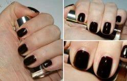 Produktbild zu Clinique Nagellack – Farbe: Black Honey