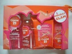 Produktbild zu Creme 21 Crystal Diamonds Holiday-Glam-Set
