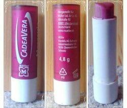 Produktbild zu CV CadeaVera Lippenpflege Kirsche