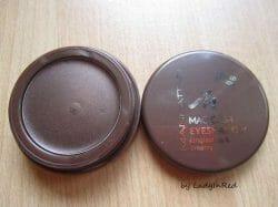 Produktbild zu MANHATTAN Magic Up! Eyeshadow – Farbe: 2 Abrakadabrabrown (LE)