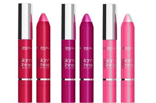 L'Oréal Paris GLAM SHINE Balmy Gloss