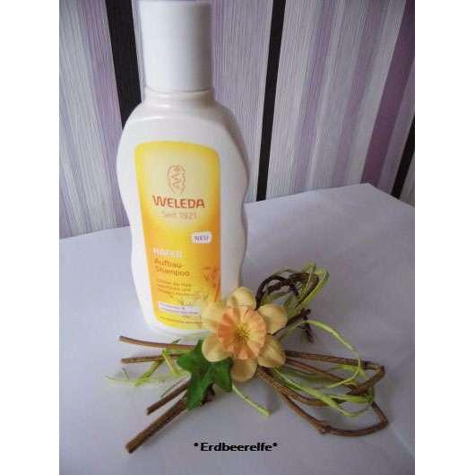 Weleda Hafer Aufbau-Shampoo (für trockenes & strapaziertes Haar)