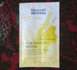 Produktbild zu Hildegard Braukmann Emosie Face Honig Lecithin Packung