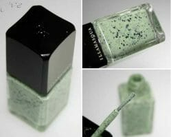Produktbild zu Illamasqua Nail Varnish – Farbe: Speckled Green (LE)