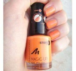 Produktbild zu MANHATTAN Magic Up! Nail Polish – Farbe: 1 Entertain Me! (LE)