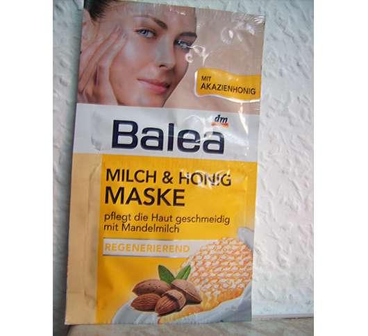 Balea Milch & Honig Maske Regenerierend (mit Mandelmilch)