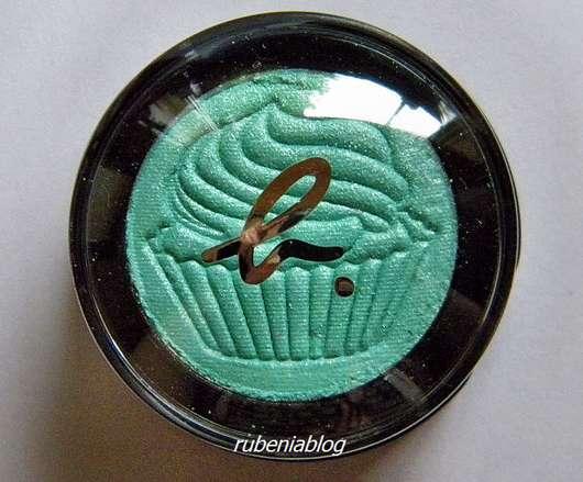 agnès b. Monobulle Lidschatten Perlmutt-Effekte, Farbe: Minty Cupcake (LE)