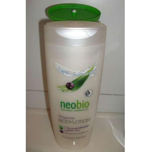 <strong>Neobio</strong> Pflegende Bodylotion (Bio-Aloe Vera & Açaibeere)