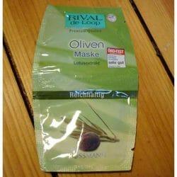 Produktbild zu Rival de Loop Oliven Maske (mit Lotusextrakt)