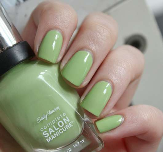 Sally Hansen Complete Salon Manicure Nagellack, Farbe: Palm Treat (LE)