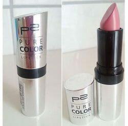 Produktbild zu p2 cosmetics pure color lipstick – Farbe 043 Pont Neuf